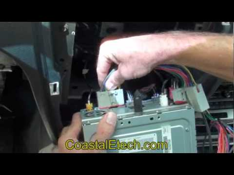 Amp Meter Wiring Diagram For Installation Sync Lockpick Installation In A Ford Fusion Youtube