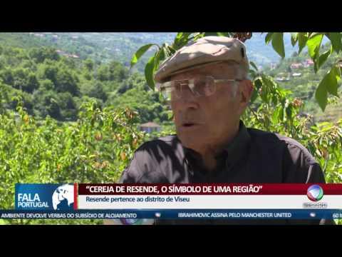 Fala Portugal - Cereja de Resende, o símbolo de uma região