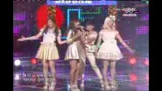 [Music Bank K-Chart] Sistar - Shady Girl (2010/9/24)