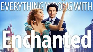 Everything Wrong With Enchanted in 15 Minutes or Less