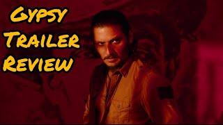 jeeva& 39 s Gypsy Movie Official Trailer Review Mr nobody Raju Murugan Santhosh Narayanan