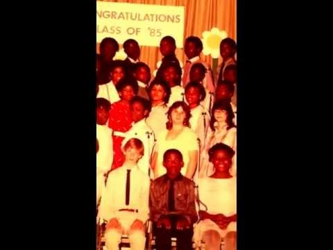 PS #39 Martin Luther King Jr. Multicultural Institute 8th grade class of 1985.