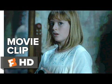 Annabelle: Creation Movie Clip - I Think She Died (2017) | Movieclips Coming Soon