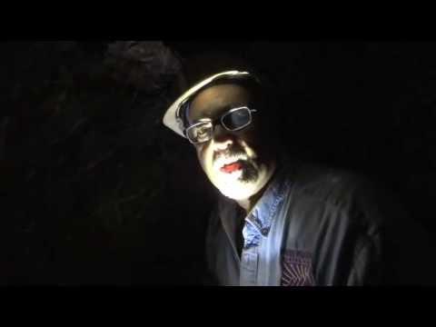 Sami Fine Jewelry- Inside The AZ Four Peaks Amethyst Mine - AMAZING AMETHYST GEODE