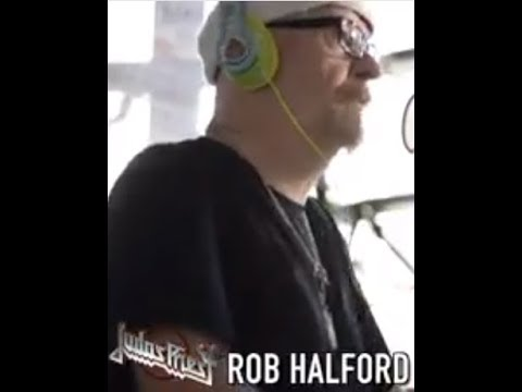 Judas Priest's Rob Halford reads Rock And Roll Hall Of Fame rejection letter ...
