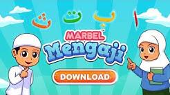 Marbel Belajar Mengaji - Download Aplikasi Lengkap Belajar Mengaji untuk Anak di Google Play Store
