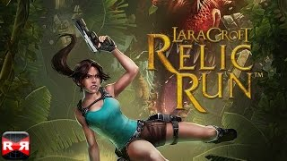 Lara Croft: Relic Run (by SQUARE ENIX) - iOS / Android - Gameplay Video