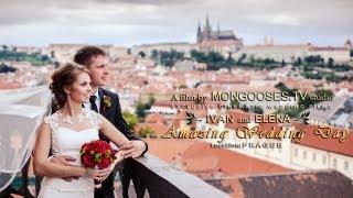Свадебное видео в Праге победителей конкурса