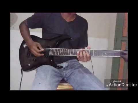 Saint Loco - Fearless (cover gitar)