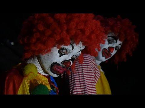 Ronald McDonald WWE VENGEANCE