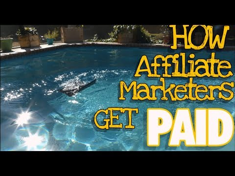 How Affiliates Get Paid - Make Money Online