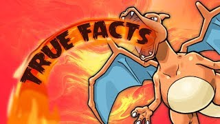 True facts about the Charizard