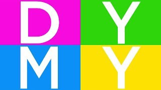 DON'T YUK MY YUM by Funky Pants | #DYMY | DYMY.video