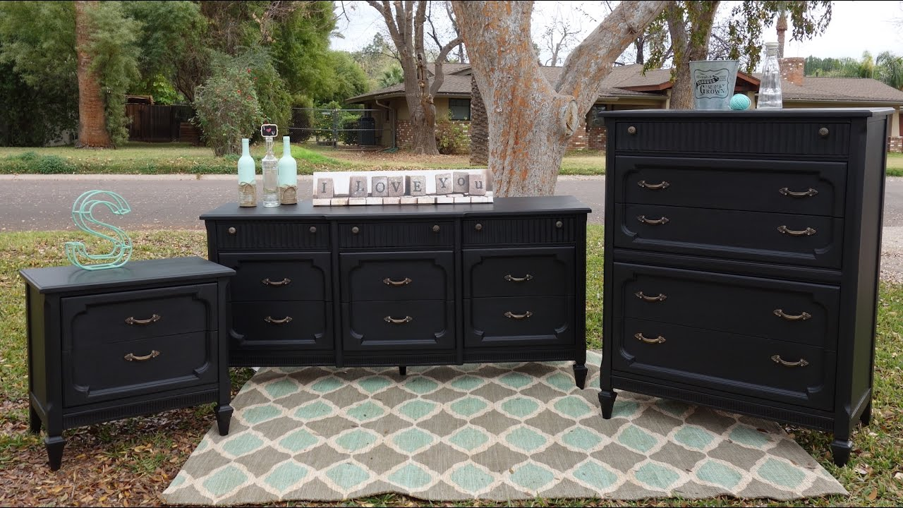 Do It Yourself Furniture Makeover