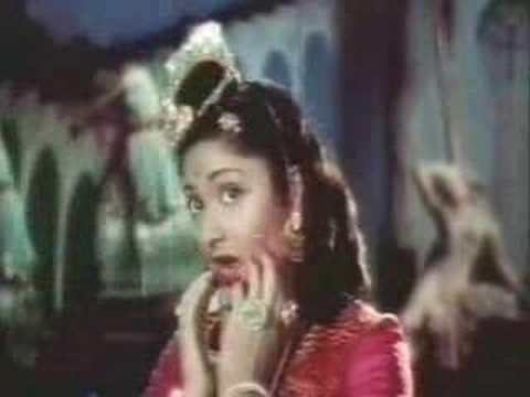 Nagin 1954 colour scene
