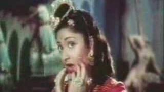 Nagin 1954 Colour Scene नागिन बॉलीवुड