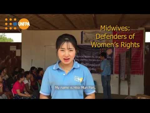 Midwives - Defenders of women's rights