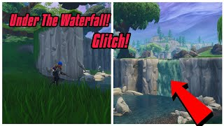 Easiest Under The Map Glitch In Fortnite (New) Fortnite Glitches Season 6 PS4/Xbox one 2018