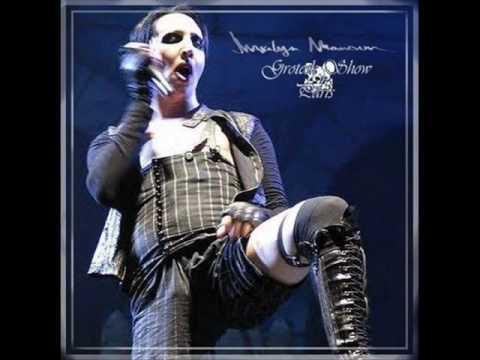 Top 10 Mejores canciones de Marilyn Manson - YouTube