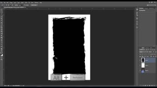 Photoshop Hindi tutorials - episode 81, Quick Borders