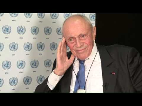 AFNU TV - Interview de Michel ROCARD