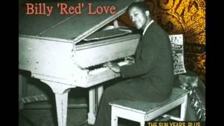 Billy Red Love - Gee I Wish