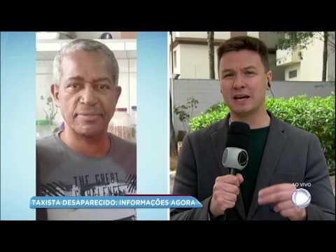 Polícia investiga se corpo encontrado no Rio de Janeiro é de taxista desaparecido