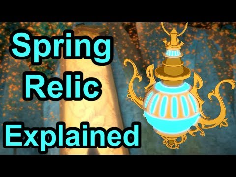 Relic of Knowledge Origin (RWBY Discussion) - EruptionFang