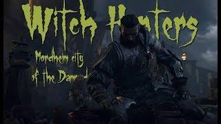 Mordheim: City of the Damned - Łowcy Czarownic - Dymów nie ma ale i tak jest spoko! - Na żywo