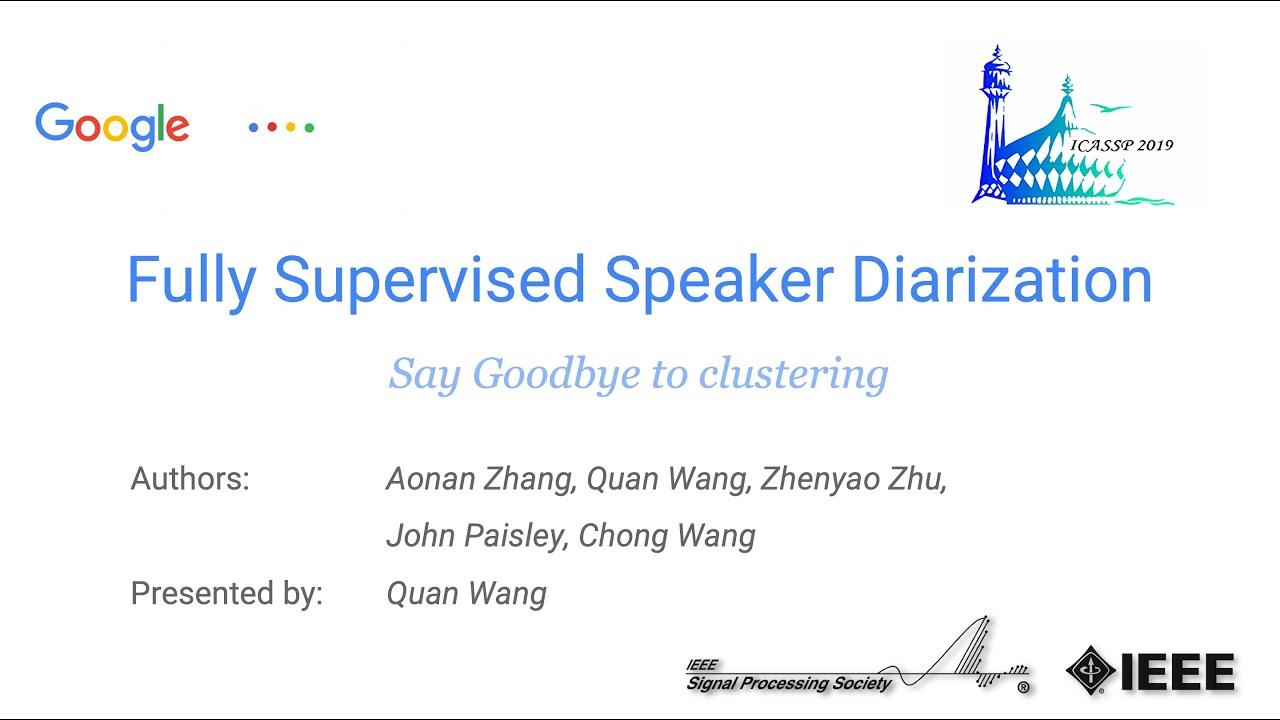 Quan Wang - Homepage