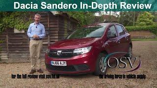 OSV Dacia Sandero 2017 In-Depth Review