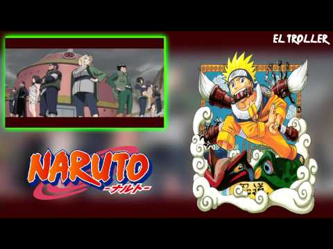 Naruto Opening (1-9)