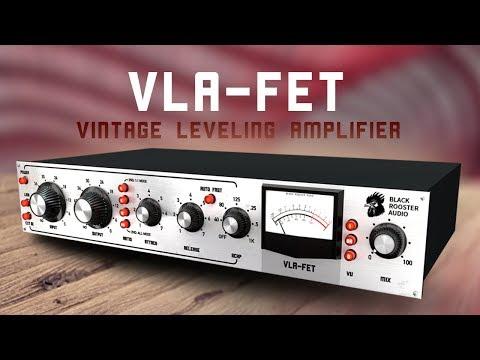 Black Rooster Audio | VLA-FET Compressor