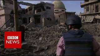Mosul mosque  Last pictures of Mosul's al Nuri mosque   BBC News