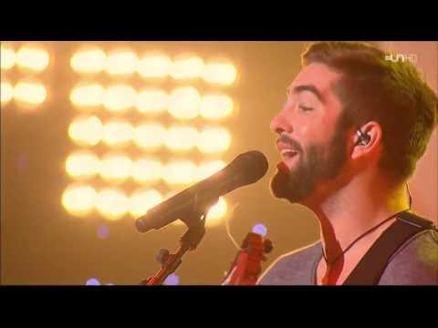 """Kendji Girac """"color Gitano"""" Live A Geneve Octobre 2014"""