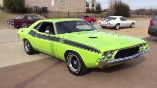 1973 Dodge Challenger for sale www.mroldcar.com
