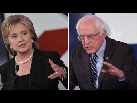 Sanders campaign accesses Clinton data
