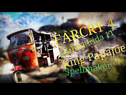 Farcry 4 (Florida 11 leave no man behind) w/ friends