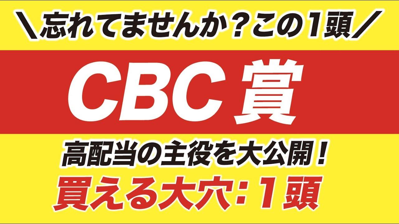 CBC賞 2020【穴馬のヒント!】忘れてませんか?この穴馬を!高配当の主役を大公開!