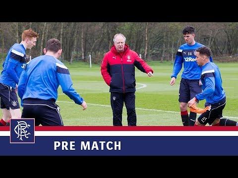 PREMATCH   Jimmy Nicholl   Aberdeen v Rangers
