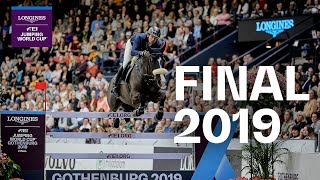 Jumping Final 2019 | Gothenburg (SWE) | Final III - Full length | Longines FEI Jumping World Cup™