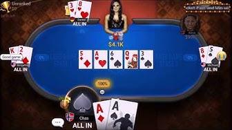 Poker Championship | Texas Hold Em Gameplay | Win Big