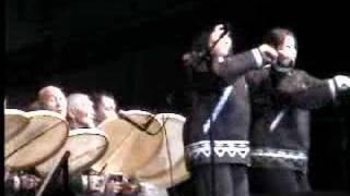 38 Alaska Federation of Natives athabaskan intro dance