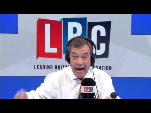 The Nigel Farage Show: Tony Blair wants a second Brexit referendum. LBC - 24th Sept 2018