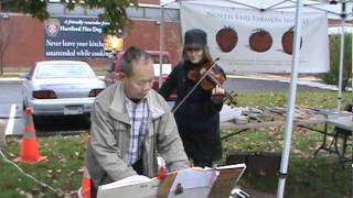 Menuett (Minuet) in the last day of 2011 Hartford NEFM (2)