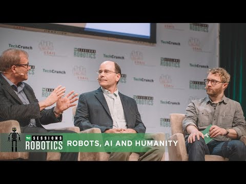 Robots, AI and Humanity with David Barrett (Olin), David Edelman (MIT) and Dr. Brian Pierce (DARPA)