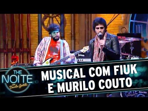 The Noite (22/07/16) Musical com Fiuk e Murilo Couto