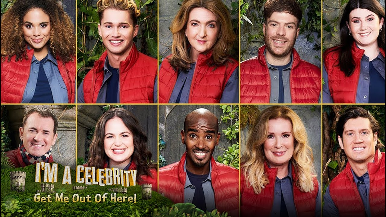 Meet Your 2020 Celebrity Campmates I M A Celebrity Get Me Out Of Here Youtube