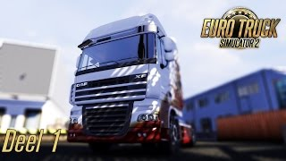 Euro Truck Simulator 2 - deel 1 (Dutch)