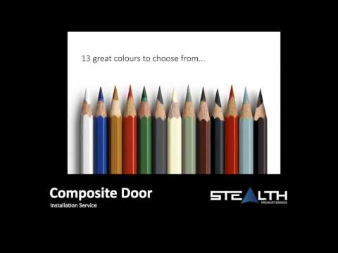 Composite Door Installation from Stealth